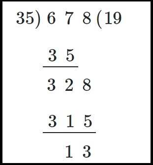 Online binary long division calculator